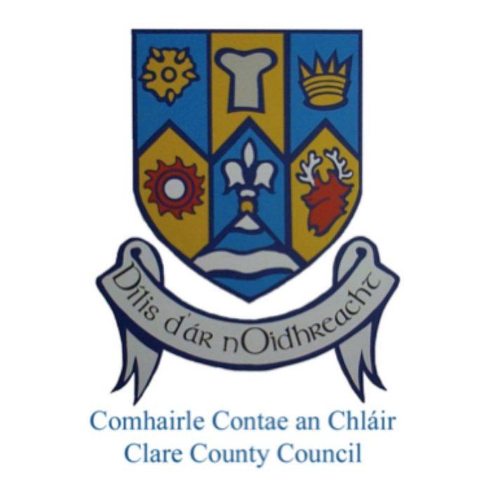 Clare County Council Logo